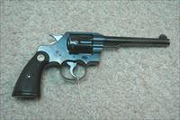 Colt Official Police 38 Spl (Mfg 1934-1935)