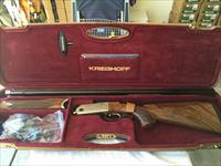 Krieghoff K80 with upgraded wood Brand NEW UNFIRED