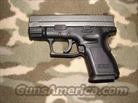 Springfield Armory XD Sub-Compact