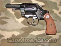 Colt Cobra 1st  issue .22 lr