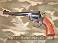 Ruger Single Six Bisley