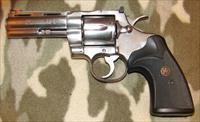 "Colt Python 4"" Stainless"