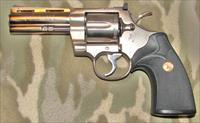 "Colt Python 4"" Stainless Steel"