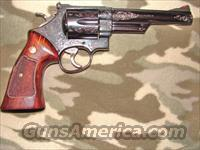 Smith & Wesson 29-3 Eng.