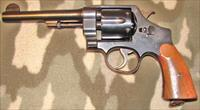 Smith & Wesson 1917 US Army Revolver