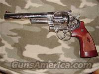 Smith & Wesson 29-10 Engraved Revolver