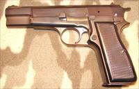 Browning HP 7.65m/m Parabellum,