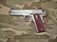 Kimber Covert Custom Shop