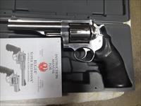 Ruger Stainless Redhawk .44 Magnum