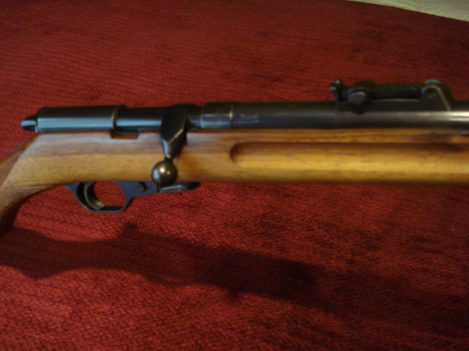 22 vintage rifle walther