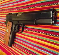 "Colt 38 Super 1911 RARE ""Fat Barrel"" Year: 1949 (LIke 45)"