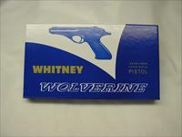 Original Whitney Wolverine Box With Extras
