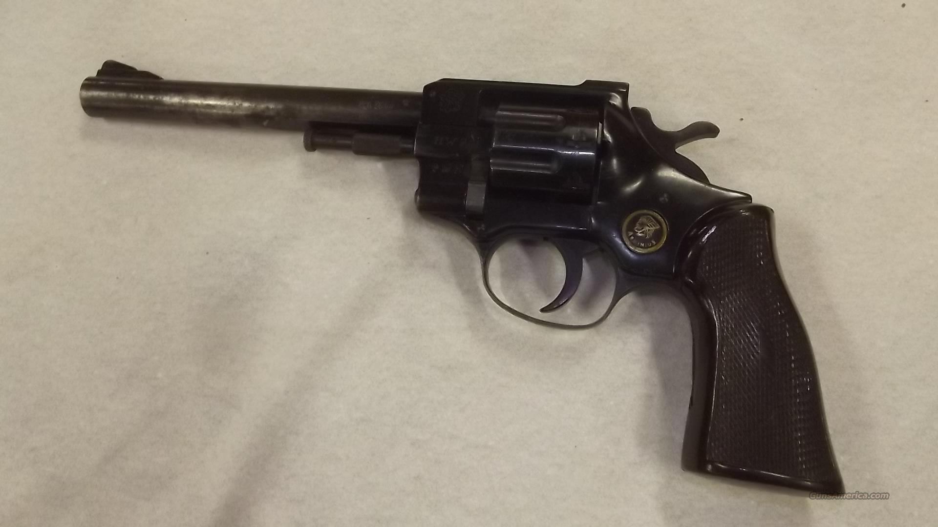 Arminius 22 cal HW7  8 shot