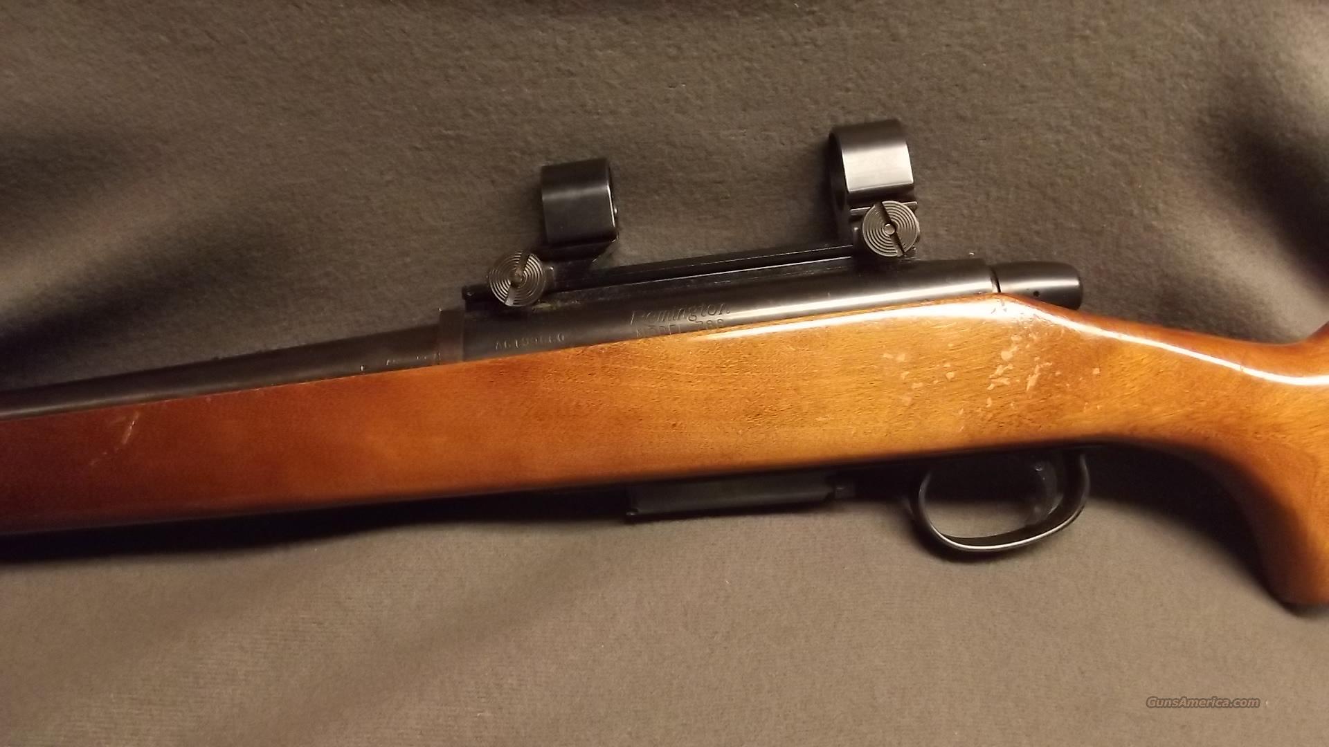 Remington 788 223 caliber