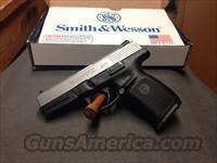 SMITH WESSON  SW9VE  (stainless)