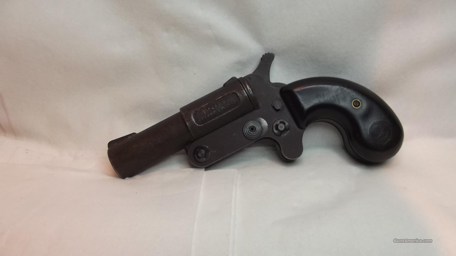 Cobray FMJ 45LC/ 410 Single barrel Derringer