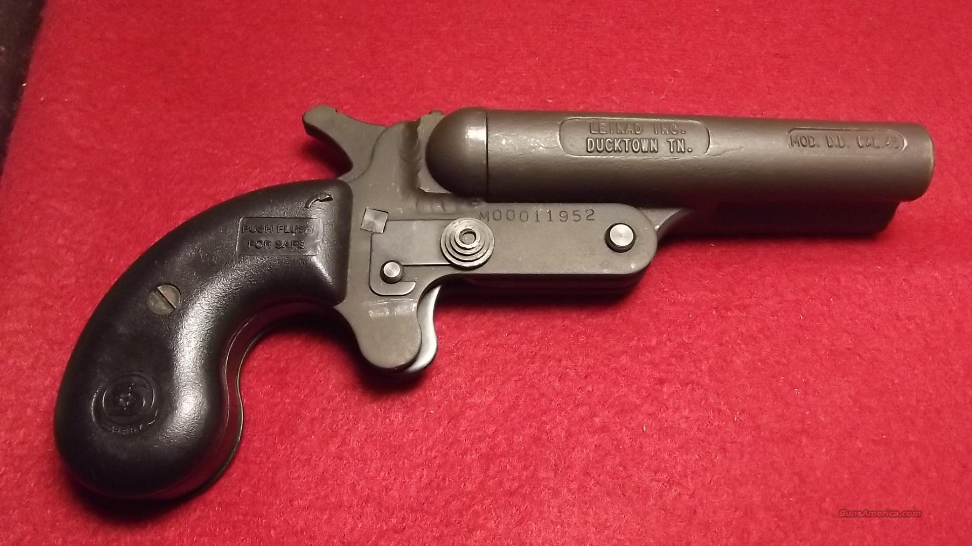 Cobray / Leinad DD Double Barrel Derringer 45/410