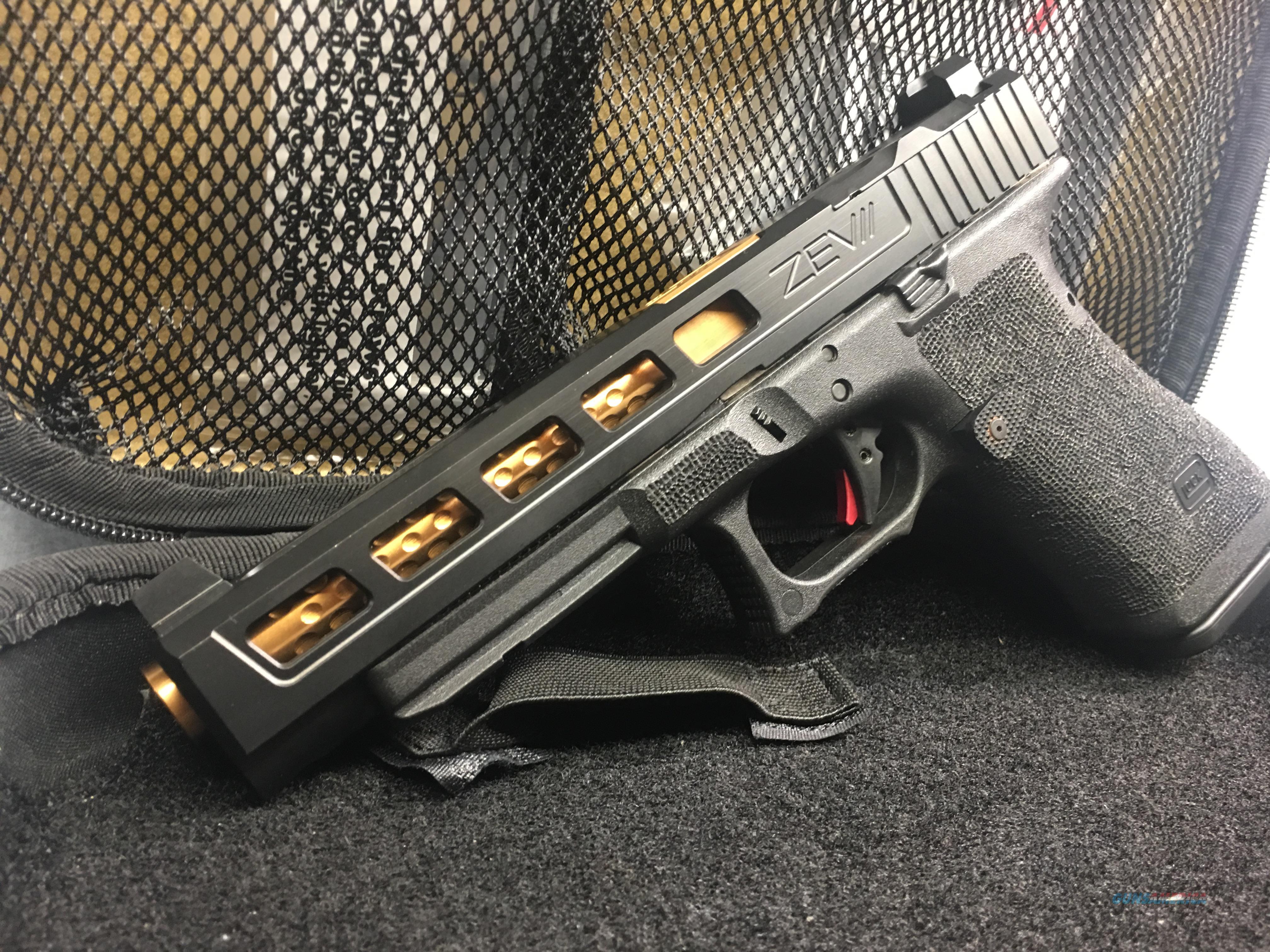 Zev Tech Glock 34 Gen 3 Dragonfly For Sale
