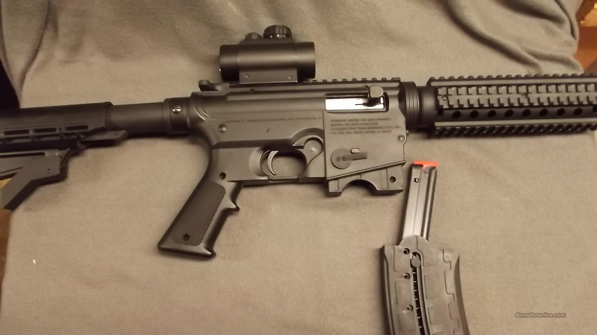 MOSSBERG 715T AR TYPE RIFLE IN 22