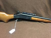 NEF   HANDI RIFLE       223      HEAVY BARREL      AS NEW