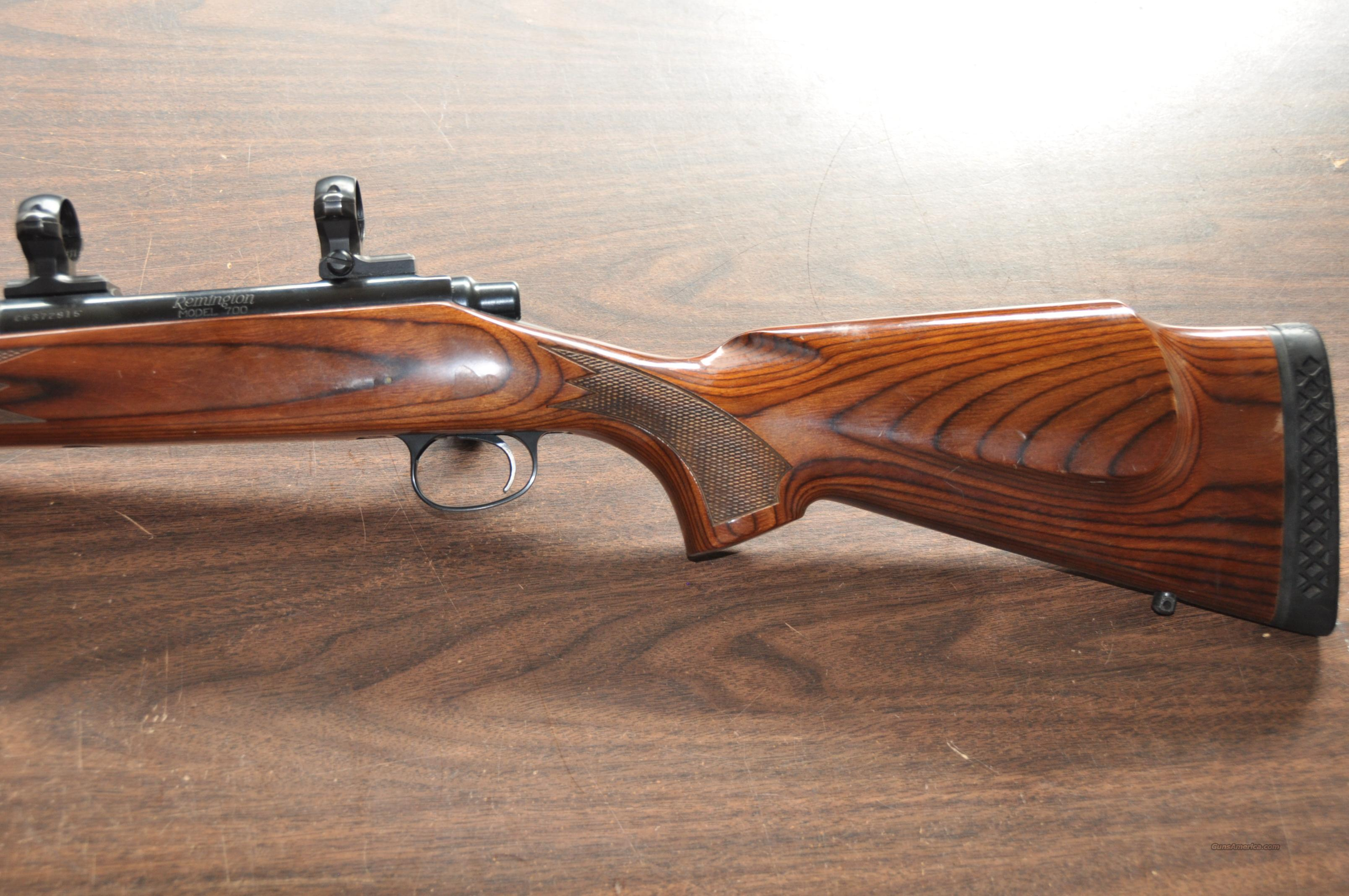 Reduced Remington 700 Adl 30 06 Laminated Sto For Sale