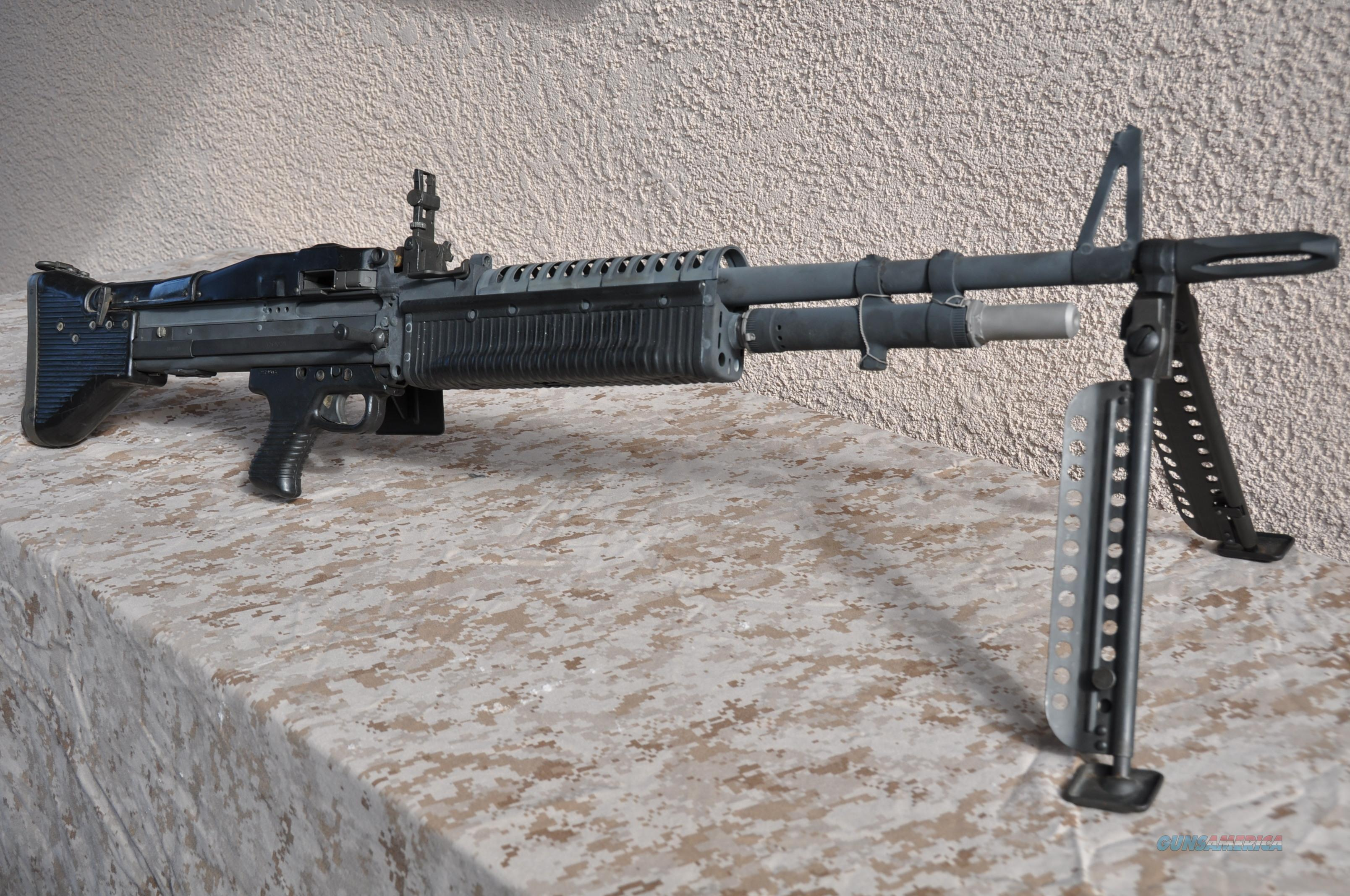 The mm NATO M60E6 General Purpose Machine Gun (GPMG) represents the latest improvements to the M60 Series of machine guns. It is a gas operated, disintegrating link, belt fed, air-cooled machine gun.