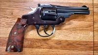 Iver Johnson Top Break Double Action Only .38 S&W
