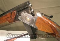 Golden Eagle PROTOTYPE trap O/U shotgun
