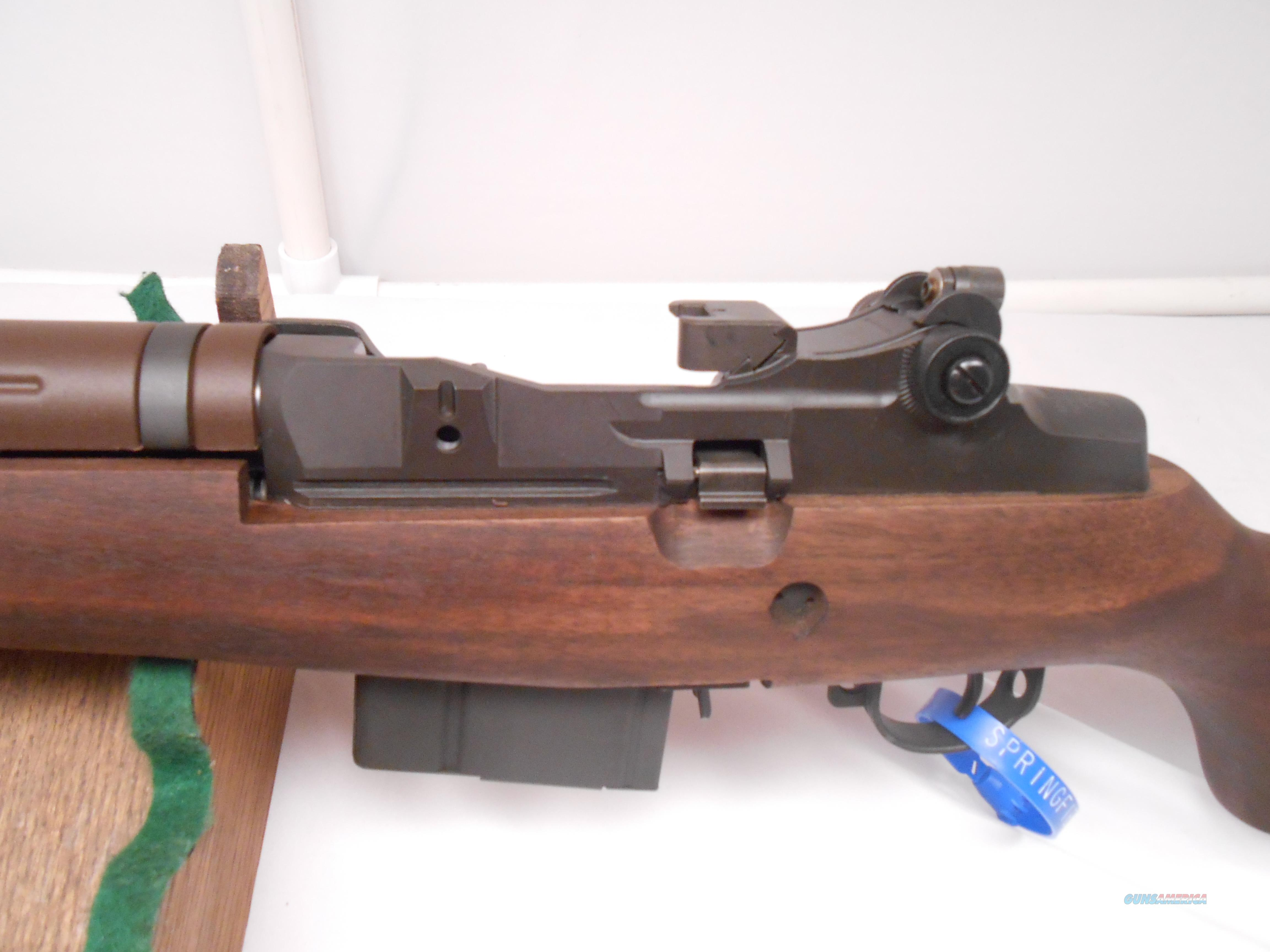 SPRINGFIELD M21 TACTICAL M1A RIFLE for sale