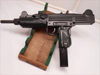 Action Arms, IMI Made, UZI 9mm Pistol/Carbine Model A with 2-Stocks, 2-Barrels, 3-Mags, and an UZI Soft Case