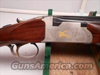 Weatherby ORION III CLASSIC 12ga Over&Under