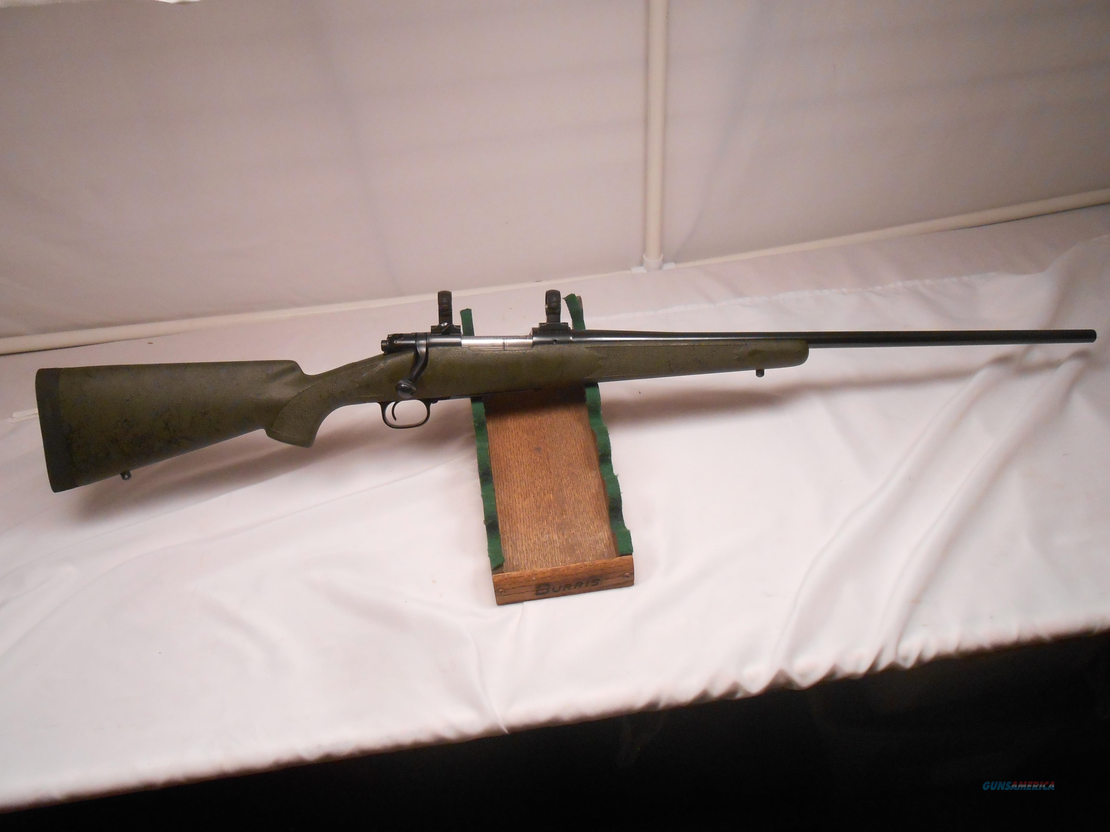 Winchester Model 70 in 7mm WSM with Bell & Carlson Stock and Leupold Base  and Ring