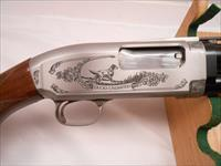 Beautiful Ducks Unlimited Winchester model 12 Grade IV