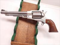 Like New, Unfired Stainless Ruger Old Army, with Factory Box and Papers