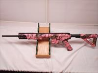 Realy cool pink Ambush AR-15 in pink!