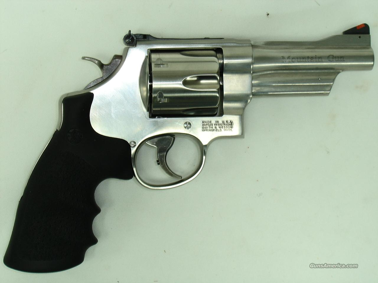 Smith And Wesson 625 -9 Mountain Gun 45 COLT For Sale