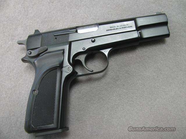Classic BROWNING HI-POWER MK III , Ambi-Safety,13 shot 9mm, Please read-not  listed 60 times!PRICE REDUCED!!