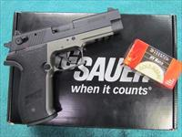 "-** SWEET **-SIG MOSQUITO! Super Light 22 Lr Pistol!  2 Tone Gray/Black! Factory Refurbished! ""Nite sites"" In original Box ! FREE AMMO! V.G. REDUCED! & O.B.O.!!"