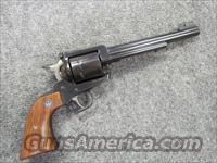 ! AWESOME  ! RUGER SUPER BLACKHAWK! Cal 44 MAGNUM! 7 1/2 inch barrel !Adjustable sights, HOG/ DEER HAMMER! Reduced!! & O.B.O.!!