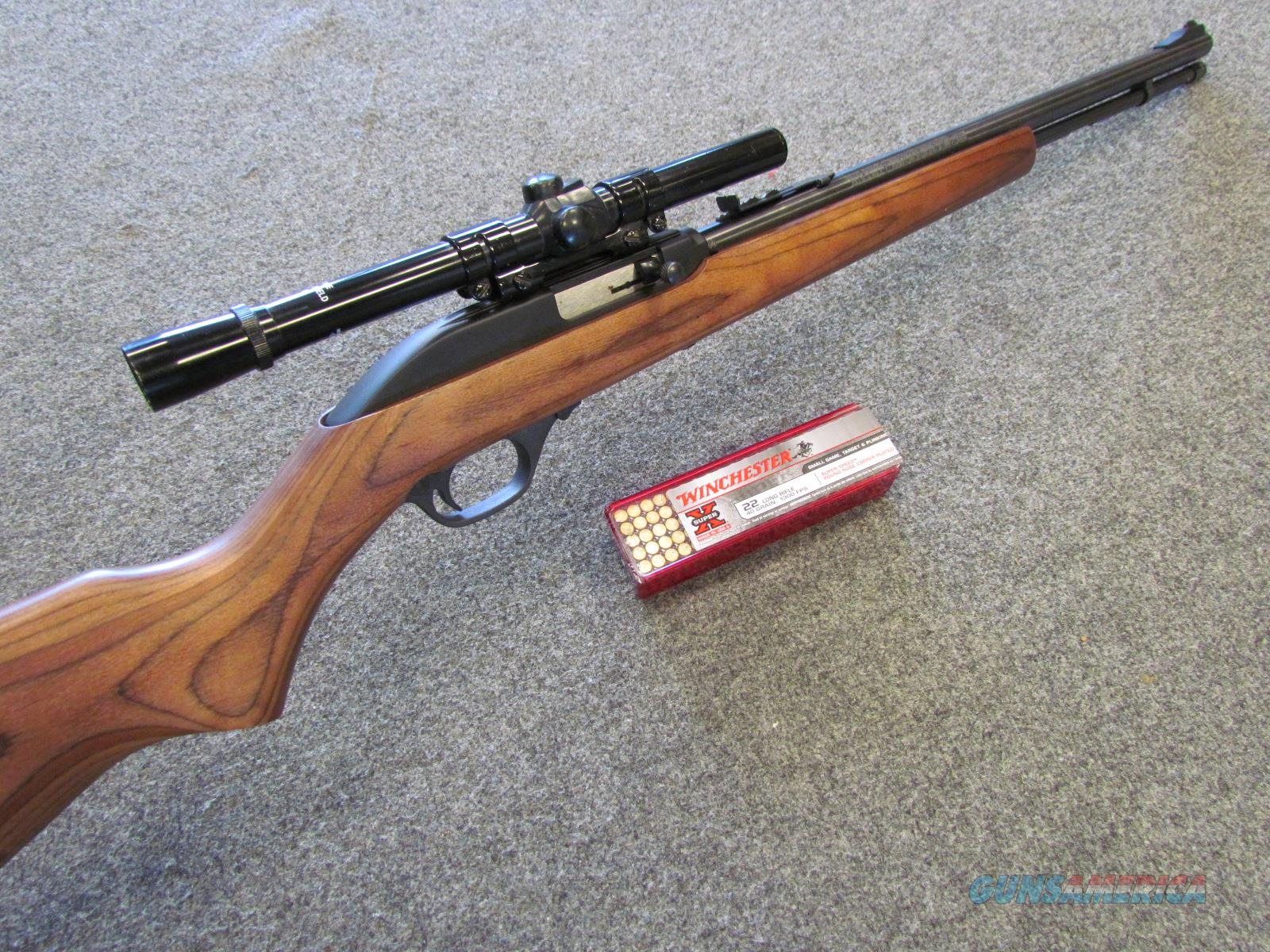 Marlin model 60 stock options