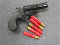 ~!* SWEET *!~ LEINAD Model D ! 45 Colt/.410 gauge Derringer! Ulitmate pocket snake gun! Free AMMO!  Exc REDUCED! & O.B.O.!