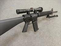 ~! AWESOME !~ CUSTOM AR-15 A2!  A2 HBAR Heavy Barrel for accuracy! 3-9x50mm scope M-1913  Full length Handguard Bi-pod Exc & O.B.O.!