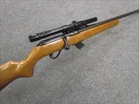 !** SWEET **! SAVAGE/SPRINGFIELD Model 234 cal 22 lr bolt action rifle w/ scope NEW condition!