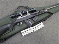 ~!* AWESOME *!~ STAINLESS RUGER RANCH RIFLE Package! ( NOT Mini-30! ) 7.62x39! 3-9x scope, Case & Ammo! EXC & O.B.O.!!