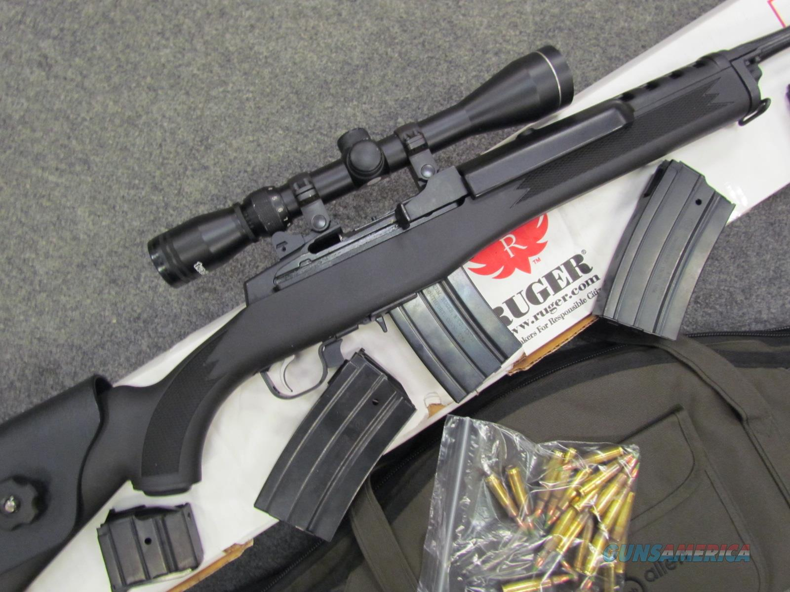 awesome custom ruger mini 14 tactical p for sale