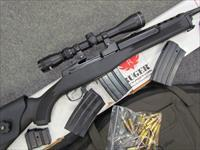 ~!* AWESOME *!~ CUSTOM RUGER MINI-14 TACTICAL Pkg.! 3-9x Scope! Mags! FREE Ammo! Discreet Case, Like new! REDUCED! & O.B.O.!!