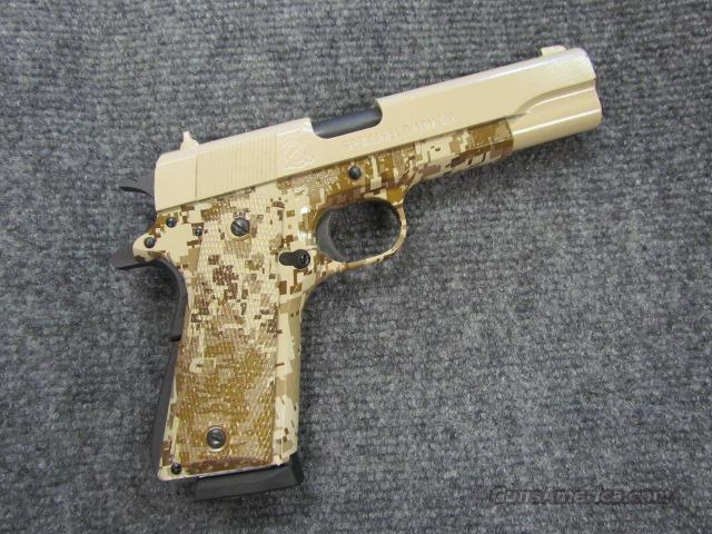 ARMSLIST - For Sale: Guncrafter American 1911 45 HTAC Camo
