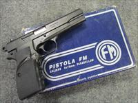 !*AWESOME *! FM ARGENTINE HI-POWER! As New in box! 13 Shot! 3 Dot Sights! finger groove grips & O.B.O.!!