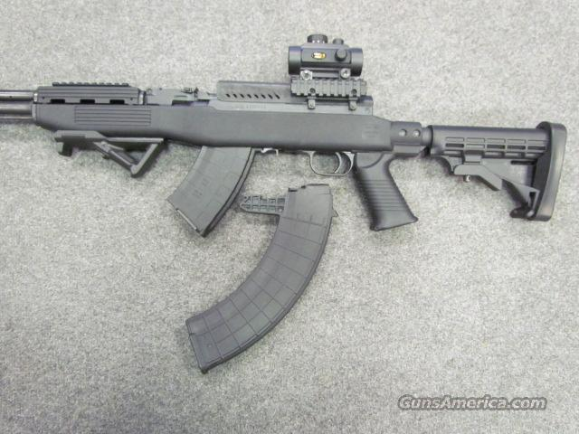Awesome Custom Sks Tactical Built On Scar For Sale