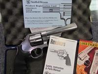 !*~ AWESOME ~*! SMITH & WESSON STAINLESS Model 657! 41 MAGNUM! Adjustable sights! Exc! Pre Safety Lock! FREE AMMO & O.B.O.!!